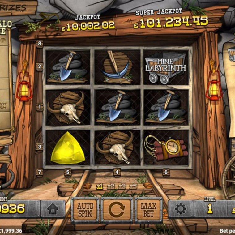 Online spil - Diamond Express