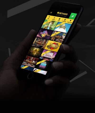 Bethard mobil casino