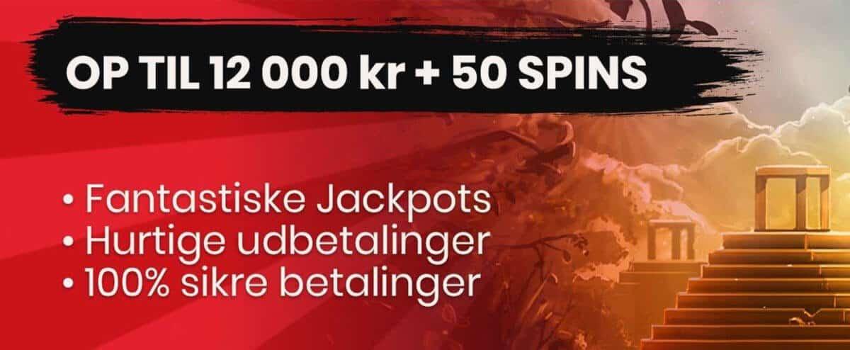 Goliath Casino bonus