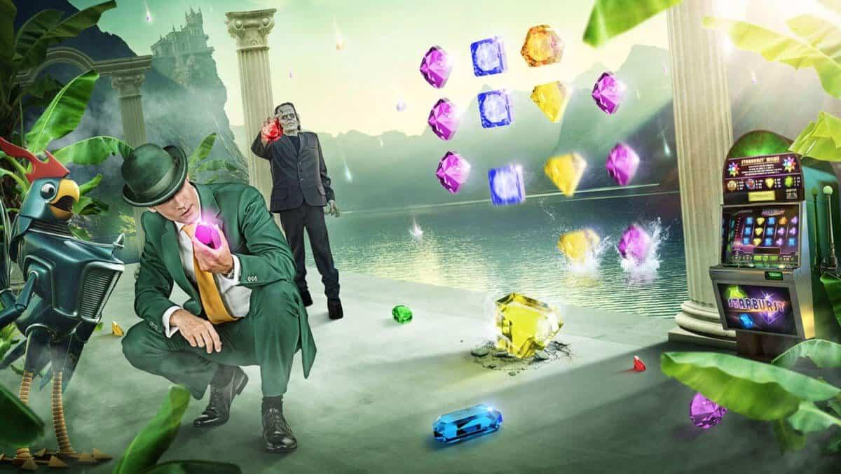 Mr. Green spil