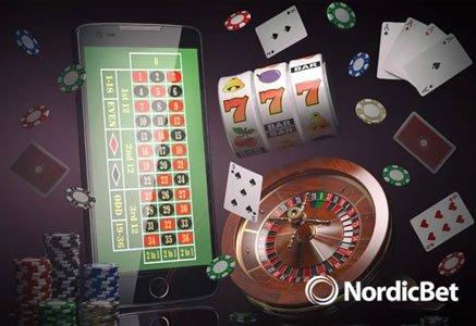 NordicBet mobilcasino