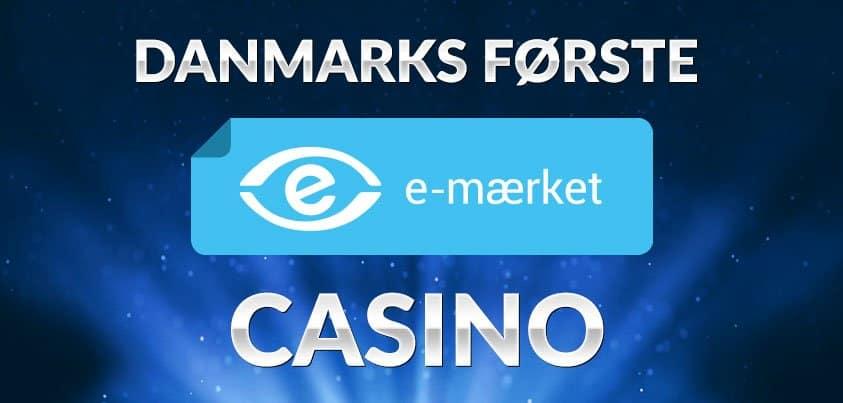 Spillehallen E-mærket