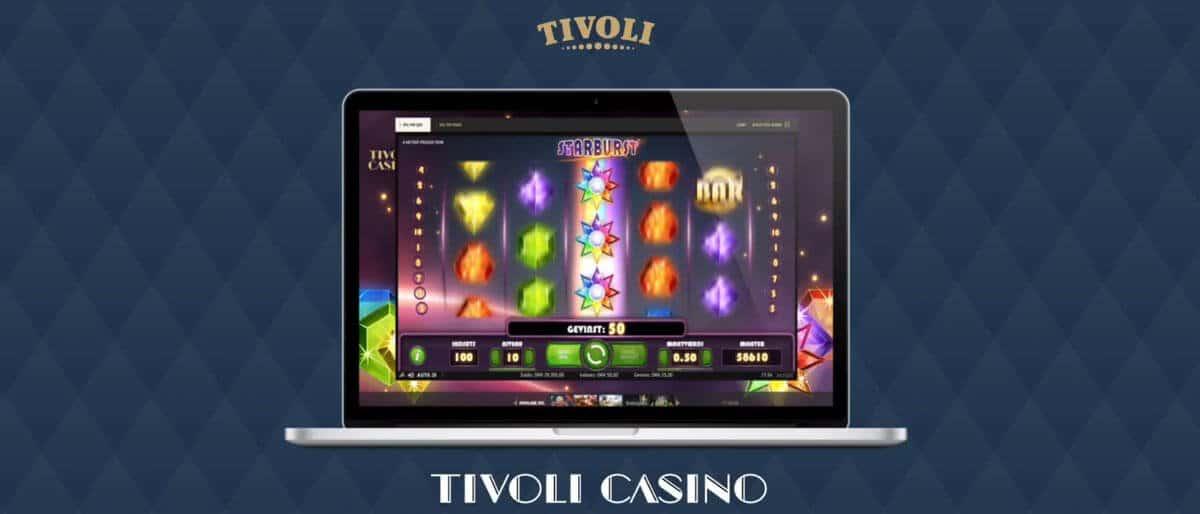 Tivoli Casino spil